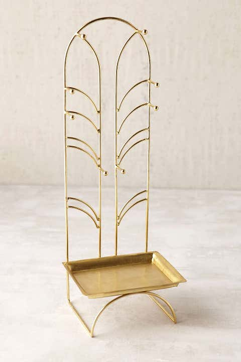 urban outfitters plum bow loire jewelry stand