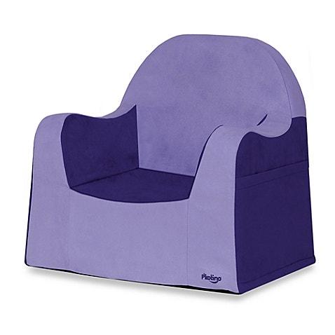 p'kolino new little reader chair in purple