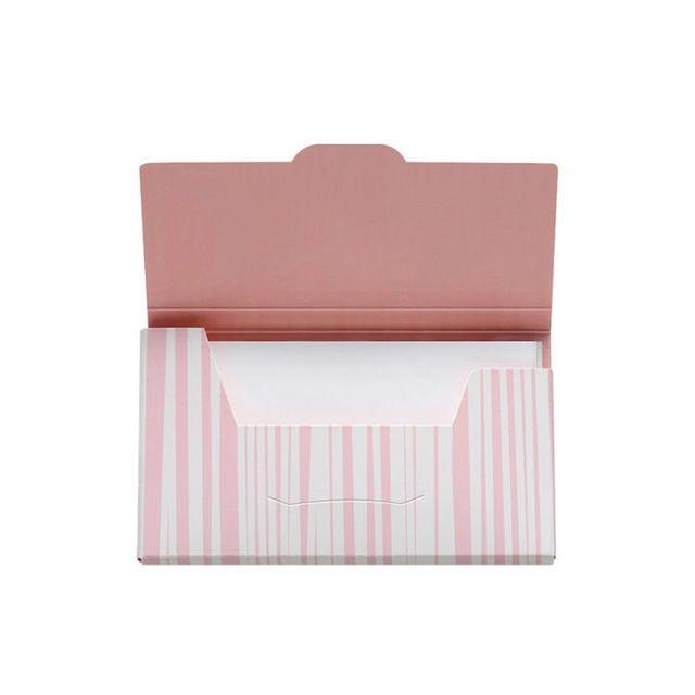 shiseido sweat & oil blotting paper