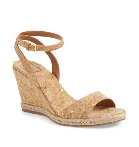 tory burch marion cork wedge sandal