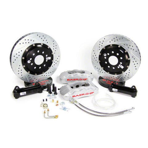 Baer 6P Big Front Brake Kit
