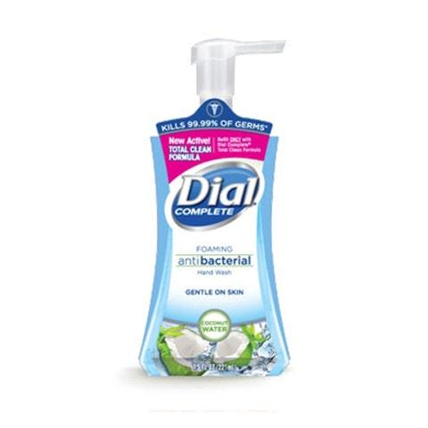 Dial Coconut Water Antibacterial Foaming Hand Wash