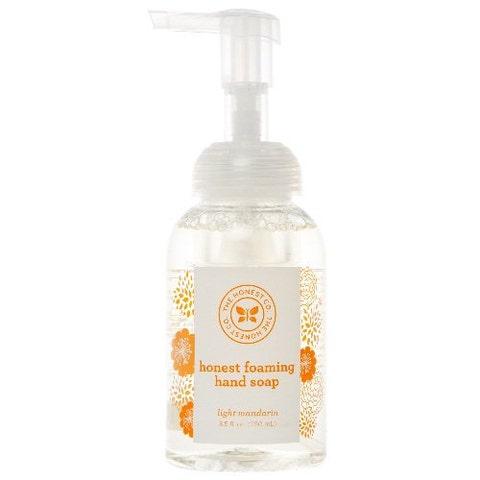 The Honest Company Foaming Hand Soap in Mandarin