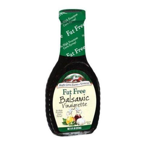 Maple Grove Farms Fat-Free Balsamic Vinaigrette