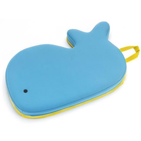 skip hop moby bath kneeler blue whale