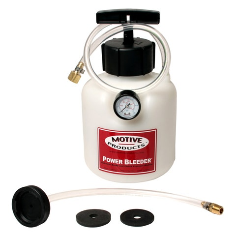 Motive Products Brake Pressure Bleeder Kit