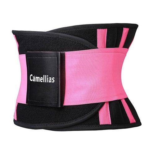Camellia's Corsets Women's Waist Trainer Belt