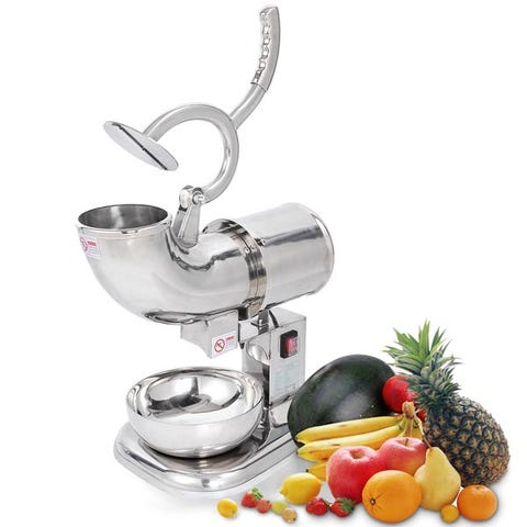 Commercial Electric Snow Cone Maker