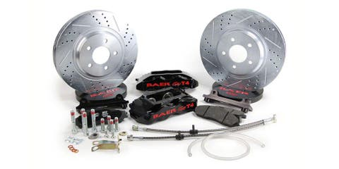mustang performance parts