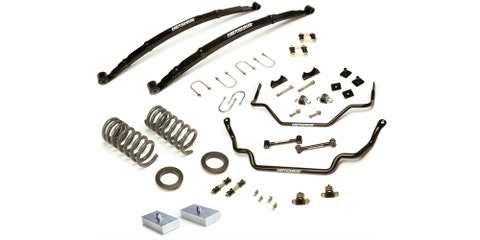 ford mustang performance parts