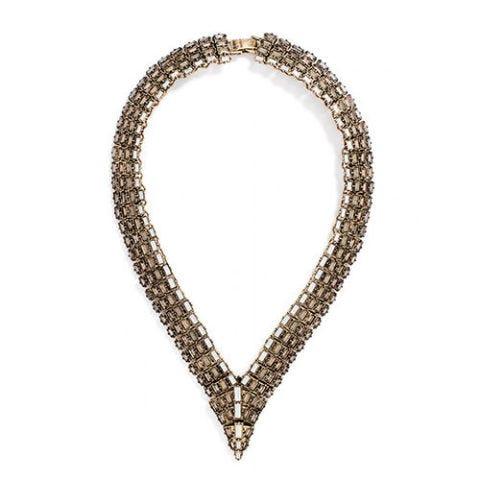baublebar olivia palermo saphira collar necklace