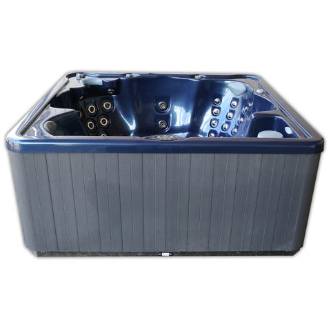 $3,610, wayfair.com   Best for Entertaining   This tub is especially great for hosting friends, as it fits up to six people and has an MP3 hook-up so you can pump the latest hits or opt for relaxation tunes. Also, reaching over to make a quick adjustment while you're lounging around in this hot tub couldn't be easier. Just use the accessible topside control system to make your selection. Another great quality of this unit? No matter how long it runs, heat stays locked in by the temperature-retentive synthetic mahogany cabinetry.
