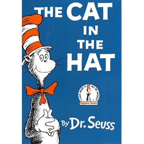 dr. seuss the cat in the hat