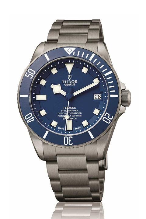 Tudor Pelagos dive watch