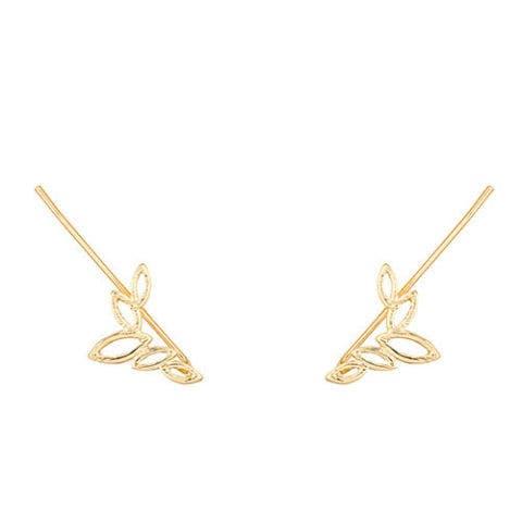 jewelrystorm aden ear crawler set in gold