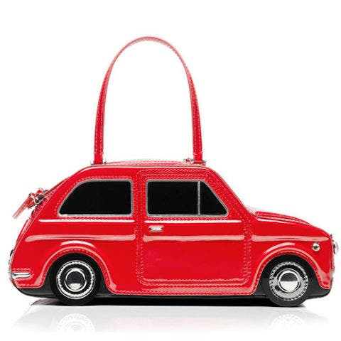 Kate Spade Red Car Bag
