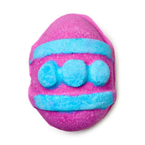 Lush Cosmetics Which Came First? Bath Bomb