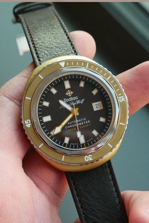 bronze zodiac super sea wolf 68