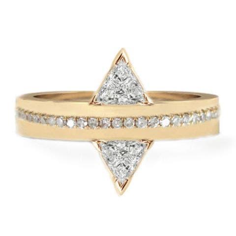 kat kim nyc highland trillion diamond engagement ring