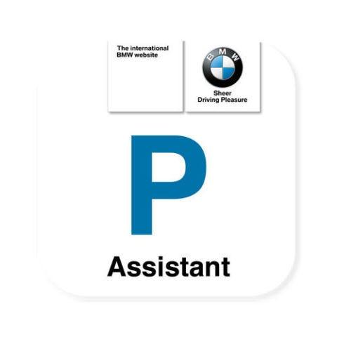 bmw parking assistant app