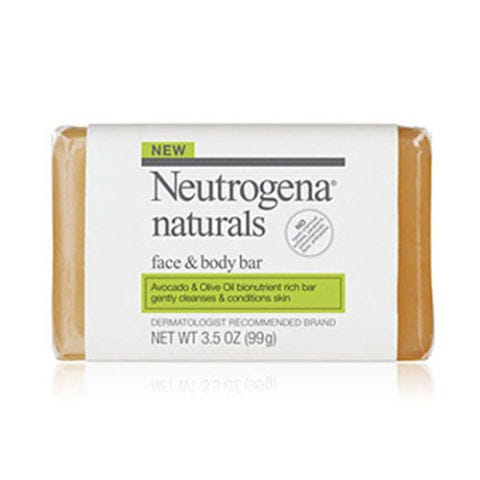 Neutrogena Naturals Face & Body Bar