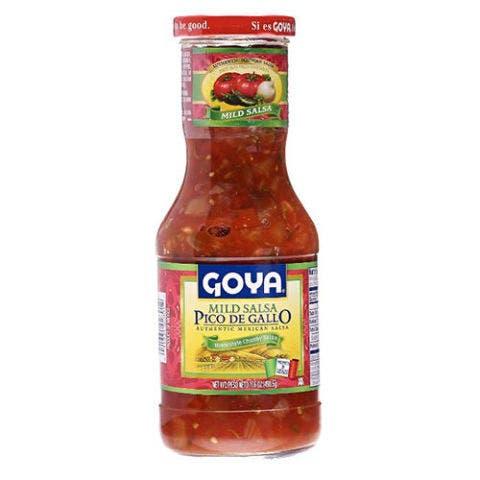 Goya Pico De Gallo Cooking Sauce