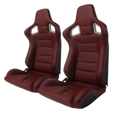 cipher racing seats carbon fiber back