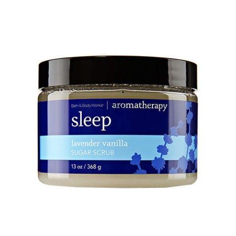 Aromatherapy Sugar Scrub in Lavender Vanilla