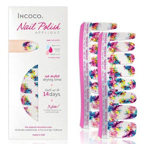 Incoco Modern Art Nail Polish Applique in Chemistry