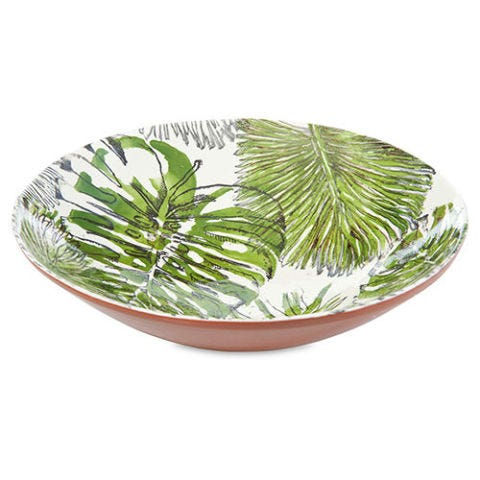 Palmetto Serving Bowl, Large