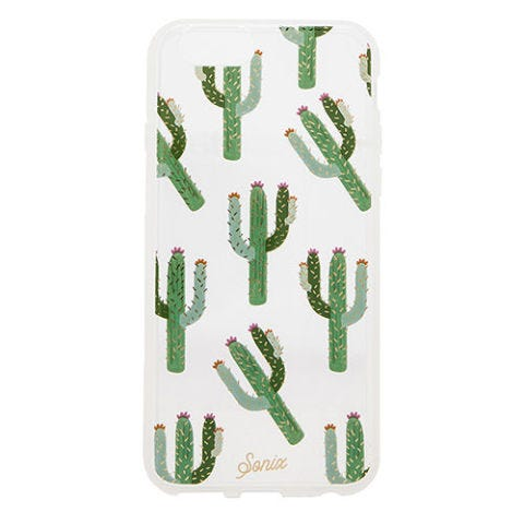 sonix cactus print iPhone 6 case
