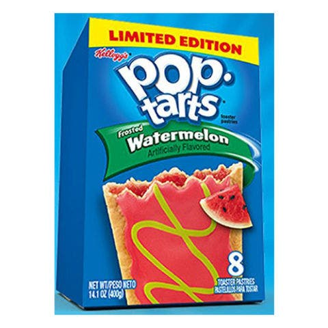 Frosted Watermelon Limited Edition Pop-Tarts