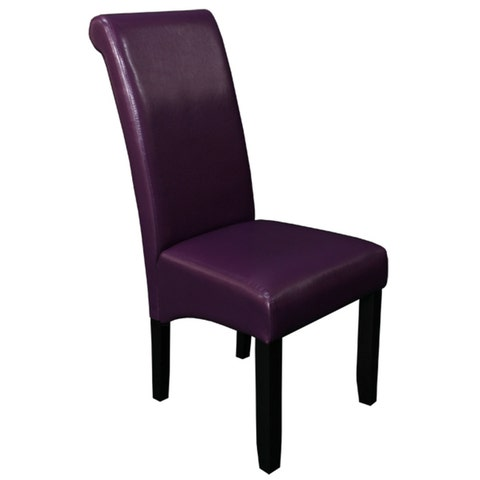 Brown, Furniture, Purple, Chair, Line, Material property, Armrest, Plastic,