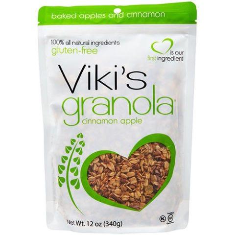 Viki's Apple Cinnamon Granola