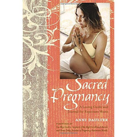 Sacred Pregnancy Guide and Journal