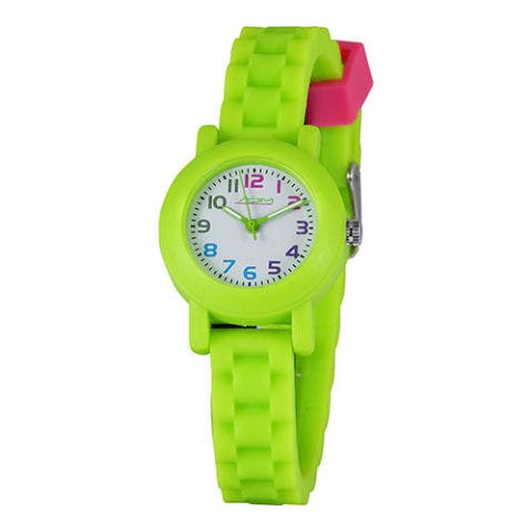 Lime Green Watch