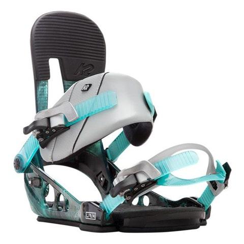 K2 Lien FS Snowboard Bindings (Men's)