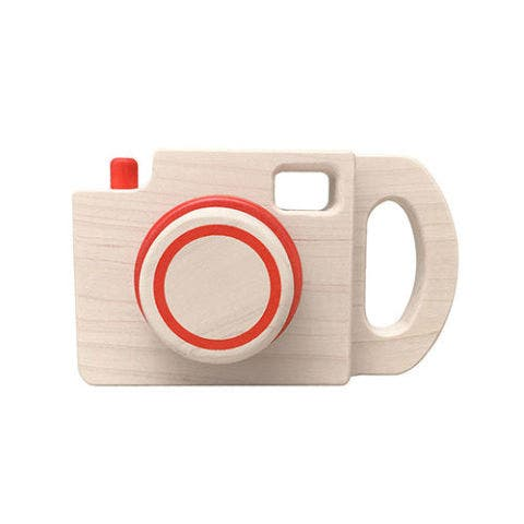 Wood Toy Camera