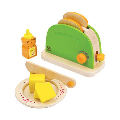 Wooden Toaster Toy