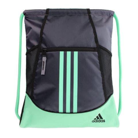 Adidas Alliance 2 Sackpack drawstring backpack