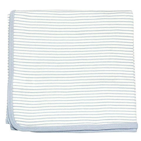 Burt's Bees Baby Stripe Blanket
