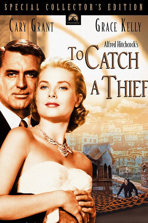 to catch a thief grace kelly and cary grant movie