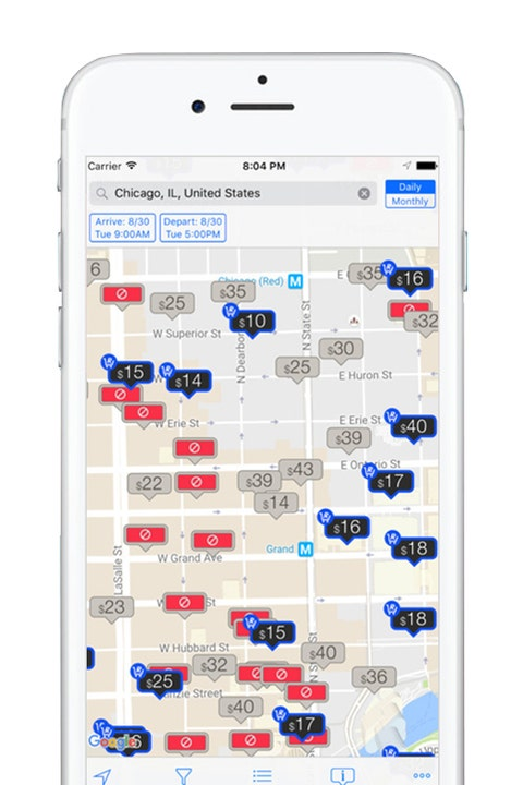 Find the Cheapest Parking With the Best Parking App