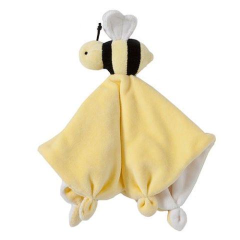Burt's Bees Baby Organic Bee Lovey Plush