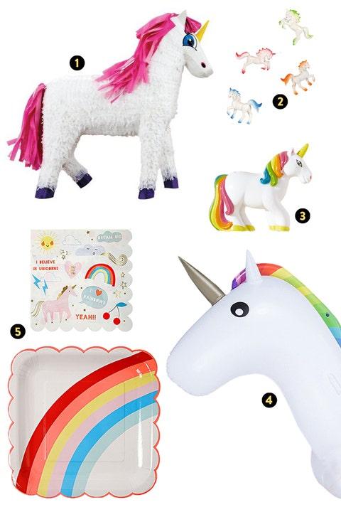 Best Whimsical Theme: Unicorn Magic