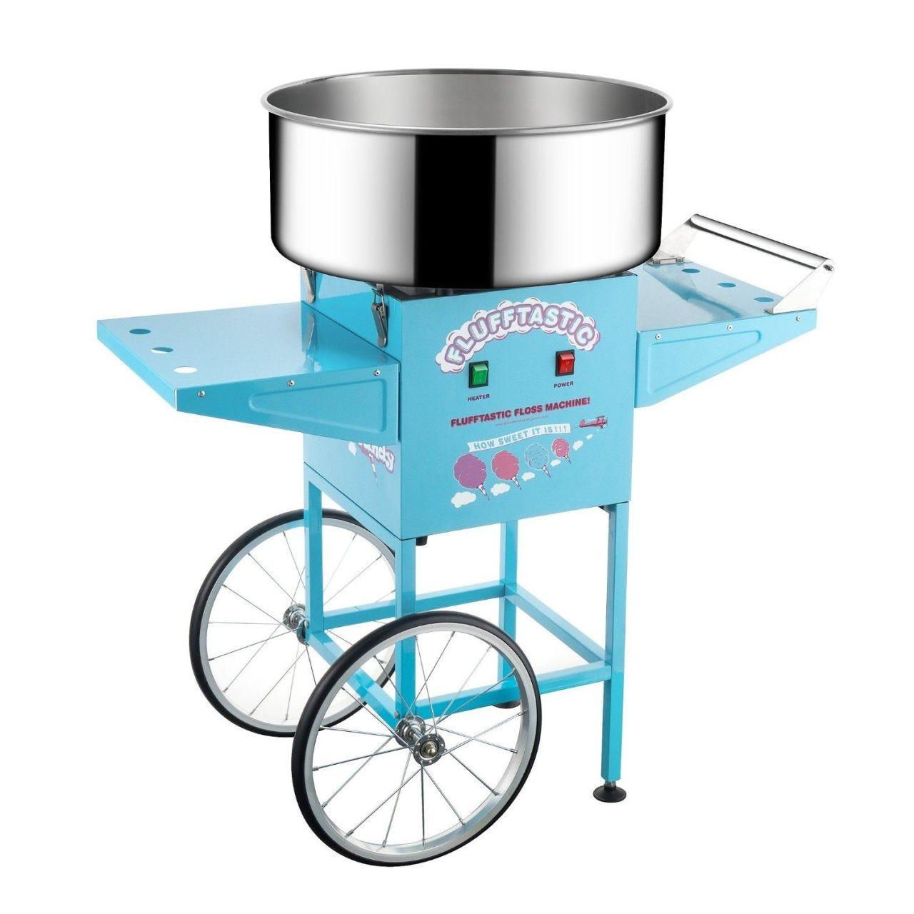 Great Northern Popcorn Flufftastic Cotton Candy Machine
