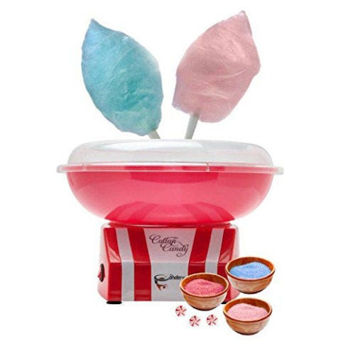 The Candery Cotton Candy Machine