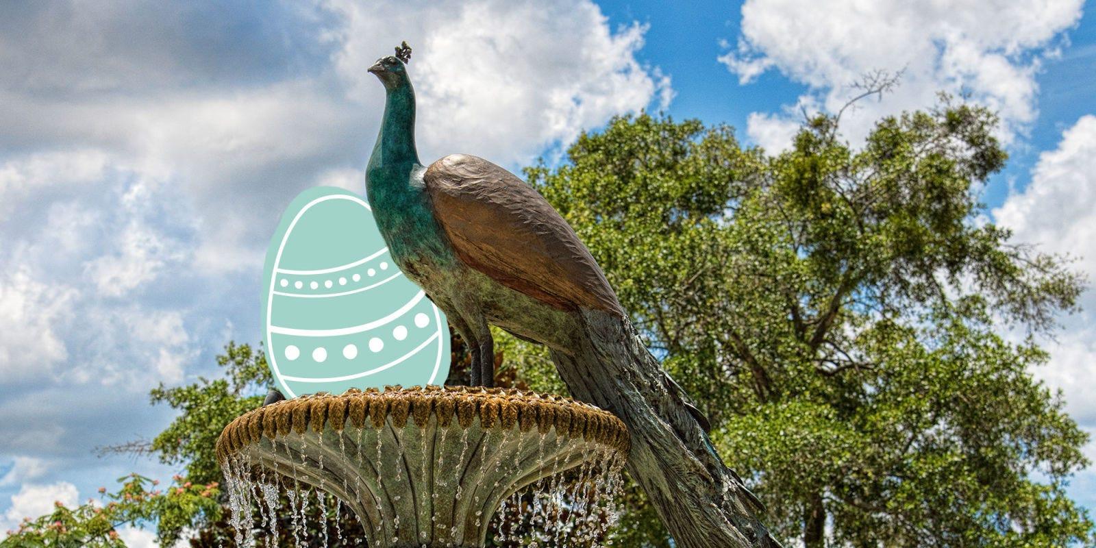 Winter Park Egg Hunt