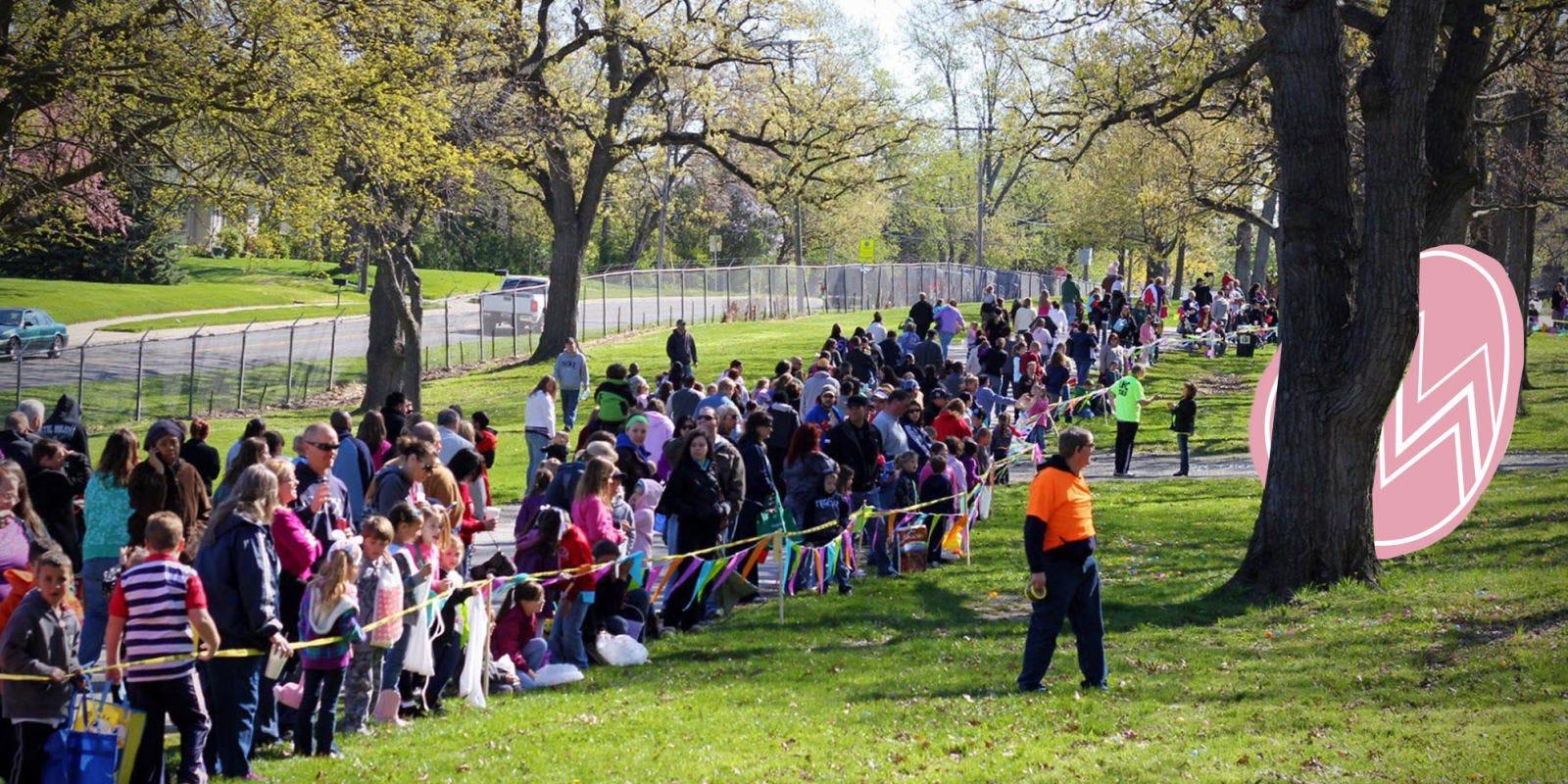 Easter Eggstravaganza Lake County Indiana