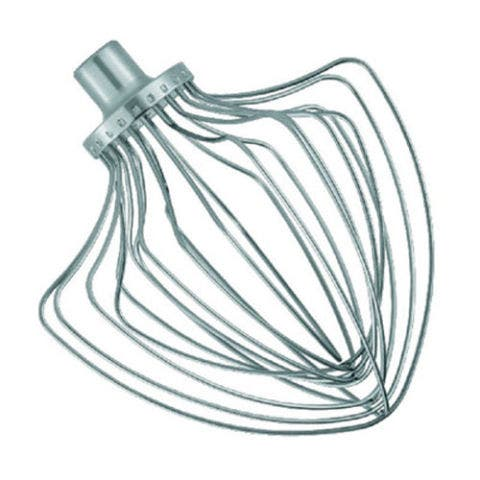11 Wire Whip Stand Mixer Attachment by KitchenAid